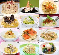 Los espaguetis y los tallarines son dos tipos de pasta larga de los más consumidos. Aunque en Italia existen muchísimos otros tipos de pasta, y poco a poco se va ampliando la cultura de este alimento en nuestro país, gracias a que cada vez se encuentra más variedad, aún así, son estas dos variedades las más consumidas. Así que a ellas dedicamos el recetario dominical, hemos seleccionado Doce recetas de espaguetis y tallarines para que tengáis a mano recetas fáciles y rápidas de hacer, ...