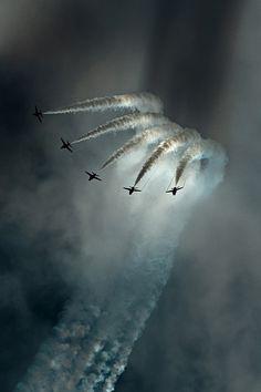 planes show