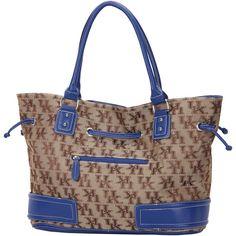 Kentucky Wildcats Ladies Signature Straps Handbag