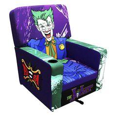 The Joker Deluxe Gaming Chair