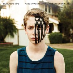 American Beauty / American Psycho Album Cover I'm also planning on playing Fourth of July but FOB also!! I know it's not about the holiday, but still