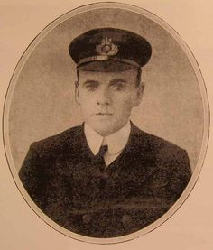 Second Offiver Charles Herbert Lightoller, the most senior officer to survive the sinking.