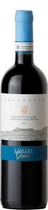 Galluccio - Dolcetto d'Alba - Cascina Boschetti #naming #design #vino #wine #packaging