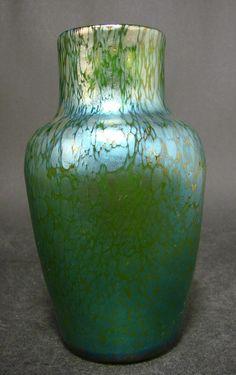 Jugendstil Vase ''Creta Papillon''. Loetz, um 1900. in Antiquitäten & Kunst, Design & Stil, 1890-1919, Jugendstil | eBay!