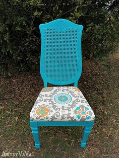 How to do a Chair make over