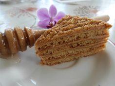 Marlenka - really good cake :) Slovak Recipes, Czech Recipes, Russian Recipes, Sweet Desserts, Sweet Recipes, Cake Recipes, Dessert Recipes, Sweet Breakfast, Sweet And Salty