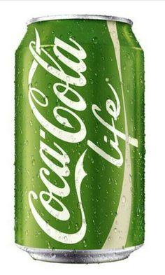 """Green Coke """"Life"""" Not as Crazy a Move As You Might Think"""