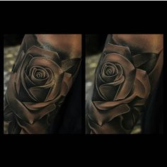 "@ink.ig no Instagram: ""Artist: @aroncowlestattoo. Cool Rose by @aroncowlestattoo. Studio @afinetattooestablishment.. #inkig #ink_ig #tattoo #tattoos #art #artists #followTheArtists"""