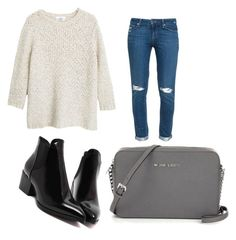 """""""Untitled #62"""" by sherrysands ❤ liked on Polyvore featuring MANGO, Paige Denim, women's clothing, women's fashion, women, female, woman, misses and juniors"""