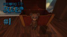 Among the Sleep [Facecam] #1 - Ein Teddy als Geburtstagsgeschenk - Let's Play Among the Sleep