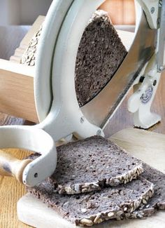 ryebread/rogbrod slicer//////////////Real Danish Rye Bread  | Danish Open Sandwiches