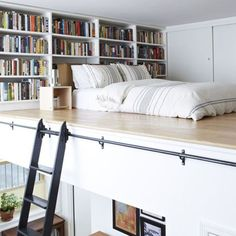 Lovely Loft - Get Inspired By European Small Space Design - Photos