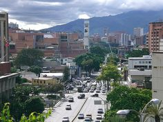 English: Las Mercedes, Caracas. Venezuela. (Photo credit: Wikipedia) The last edition of the ranking showing most dangerous cities in the world ranks first city in