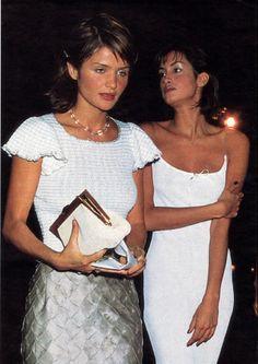 Helena and Yasmeen, 1994