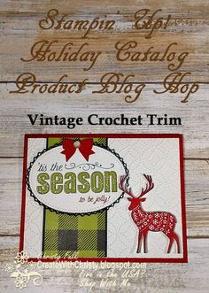Tis the Season by StampinChristy - Cards and Paper Crafts at Splitcoaststampers