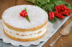 Käse-Sahne-Torte: Ein Klassiker am Tortenhimmel