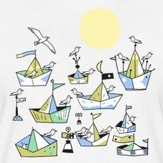 Möwen t-shirt