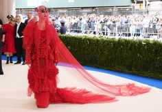 Red Carpet Shoes | Met Gala Red Carpet 2017: See All the Arrivals | Footwear News