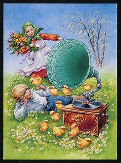 Vintage Easter  - Lars Carlsson