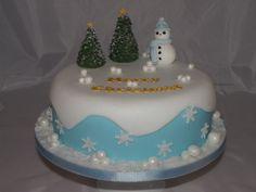Christmas cakes