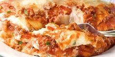La plus savoureuse recette de lasagne - Recettes - Ma Fourchette Pasta Recipes, Dinner Recipes, Sauce Bolognaise, Mets, Menu Planning, Lasagna, Mashed Potatoes, Macaroni And Cheese, Spaghetti