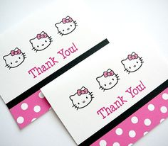 Always be grateful! Teach your children to write thank you notes!