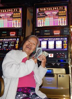 Utah woman wins $10.7 million Megabucks jackpot at Westgate, Las Vegas. 78-year-old plans to buy yellow Mustang and visit family in Philippines! @UrCasinoNews
