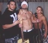 part of the NC Brat Pack as i like to call them Matt and Jeff Hardy and Shannon Moore