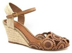 Tory Burch Gia Clay Natural Vegan Leather Espadrille