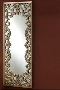 13 Ineffable Antique Wall Mirror Style Ideas