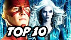 In this episode of Emergency Awesome will be talking about The Flash Season 2 Episode 13 Earth 2 Part 1. Justice Society Batman, Green Lantern Wonder Woman Easter Eggs, Killer Frost Deathstorm and Zoo