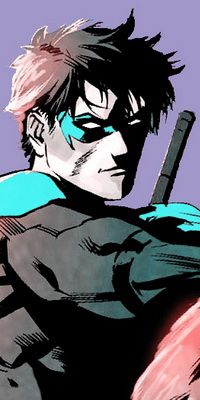 (Nightwing #10)