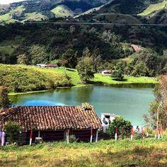 Laguna de Garcia Municipio Uribante,edoTachira,Venezuela.