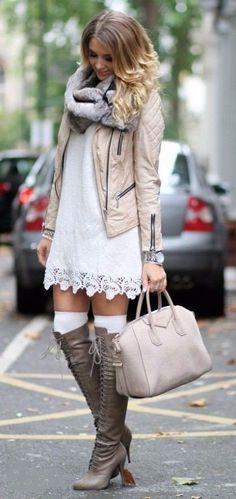 Look! Образы с юбками! 5