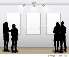 「美術館 フリー素材」の画像検索結果