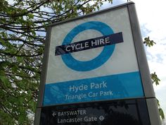 Hiring a bicycle is such a wonderful way to explore London! #cycle #london #explore #seelondon #visitlondon