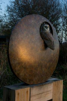 Barn Owl by Gudgeon