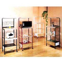 Microwave Cart 2548 (Au)