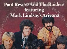 Fair use in Paul Revere And The Raiders:Featuring Mark Lindsay's Arizona (1976) Image source: discogs