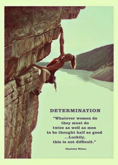 Love the quote and the rock. Must climb this.