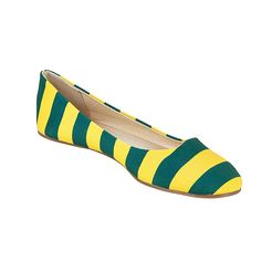 Striped #Baylor gree