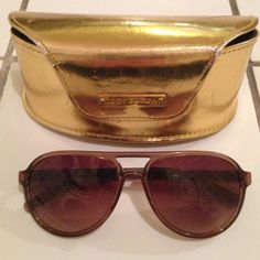 Tory Burch sunglasses New AUTH brown sunglasses great for small faces Tory Burch Accessories Sunglasses