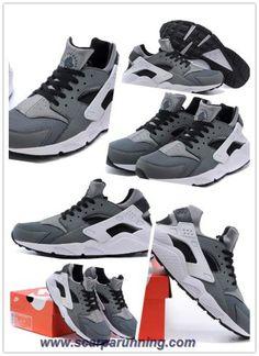 new concept 02a0d c4f8a scarpe da basket Nike Air Huarache 654275-001 Dark gray scarpe su internet
