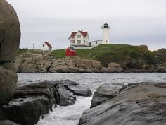 Freeport Maine.  Must see shoreline...Great B&B's...home of LL Bean and the best lobster ever!