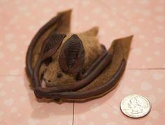 Needle felt Custom bat species of your choice by alittlemagik, $35.00