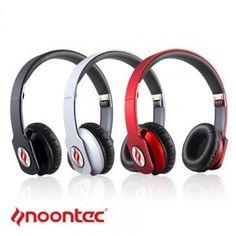 Noontec Zoro Hi-Fi On Ear Kopfhörer bei www. Beats Headphones, Over Ear Headphones, Ipod, Gadgets, Samsung, Neodymium Magnets, Sound Effects, Zoro, Acoustic