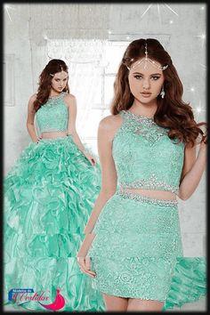hermoso modelos de vestido de 15 años desmontable, convierte tu vestido de 15 en unos segundos.