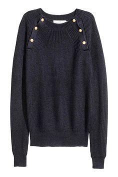 Camisola em malha | H&M