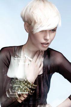 Hair: Errol Douglas MBE. Colour: Jessica Speechly. Make-up: Alex Byrne. Stylist: Desiree Lederer. Photography: David Mannah