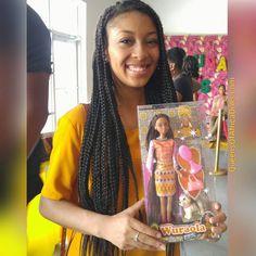 Adorable! Happy customer! #BOXBRAIDS #Twins   #QueensOfAfrica #Blackdolls #blackgirlsrock #BlackGirlMagic #Atlanta